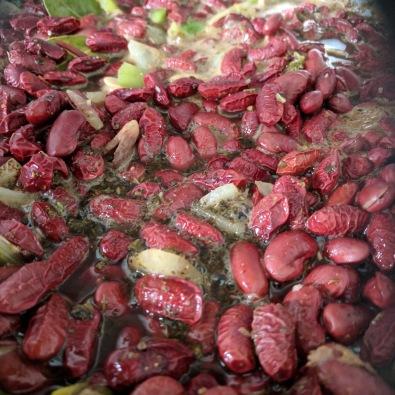 Red bean & ham